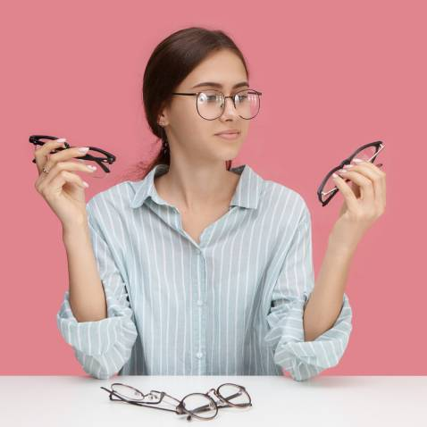 visagismo, gafas, optica de tui